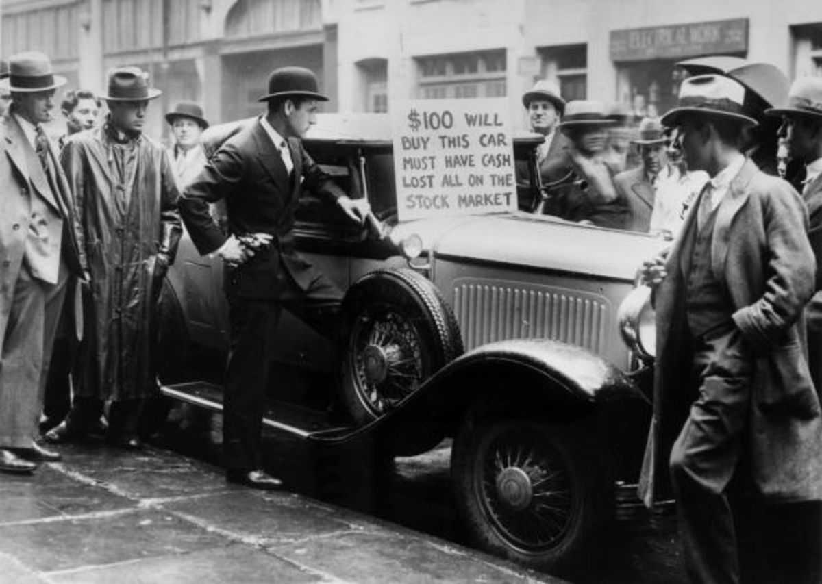 the stock market crashes of 1929 and 1987 The stock market crash of 1929 was the most devastating market crash in the history of the usa because of its extent leading us into a great depression crash of 1987 black monday refers to october 19, 1987 when the dow jones industrial average made history falling.
