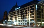 Das Berliner Radisson SAS Hotel