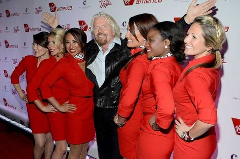 Virgin America Is No Longer a Union Virgin
