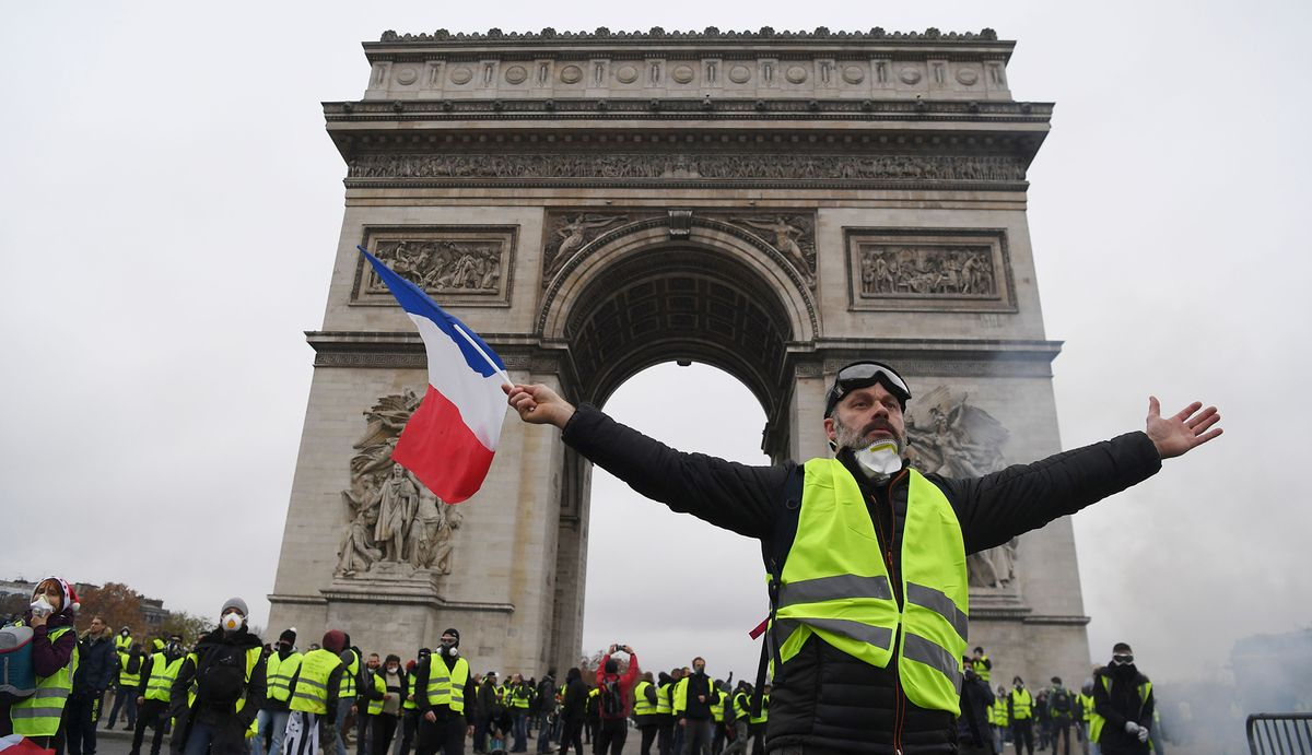French Yellow Vest Protesters Were Right About Rising Inequality