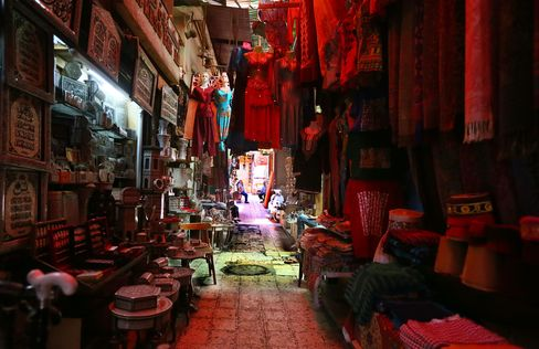 Much of Egypt's economy is informal and under-the-radar