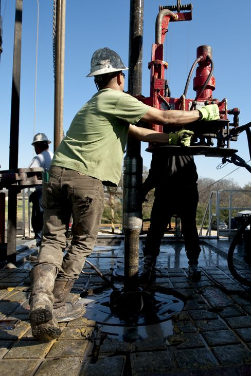 Shale Gas Reserves Could Reignite U.S. Economy