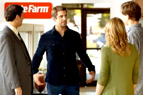 State Farm Steals a Touchdown Dance, Scores Free Advertising