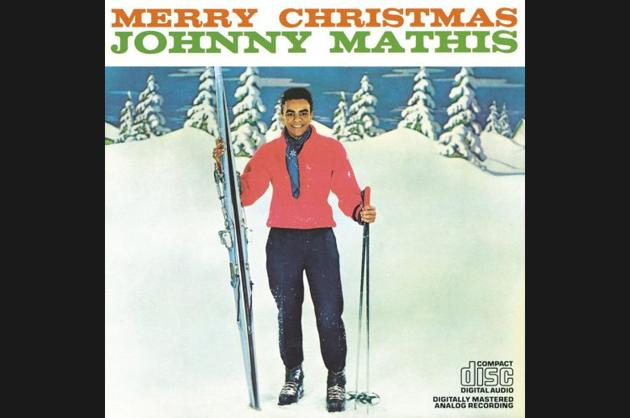 "Johnny Mathis, ""Merry Christmas"" (1958)"