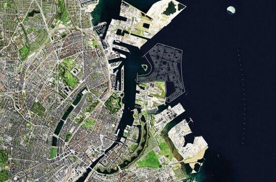 Copenhagen Is Building a New Island to Help Fix Its Housing Shortage