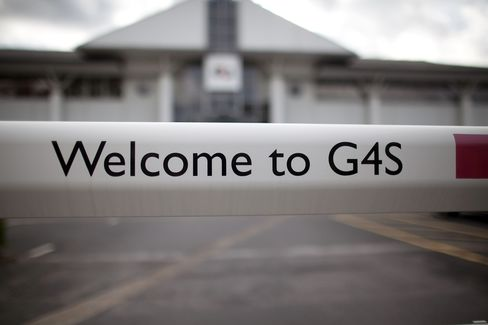 G4S to Buy ISS for $2.4 Billion, Expanding Into Cleaning
