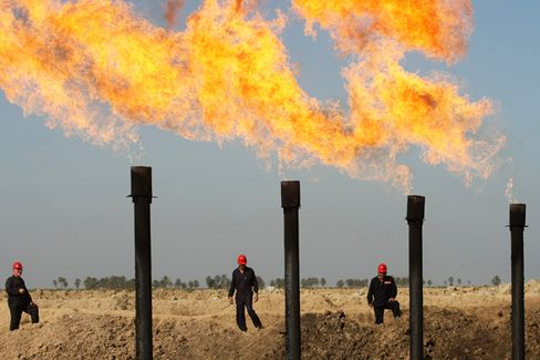 A Chinese Oil Company May Buy Exxon's Iraq Stake