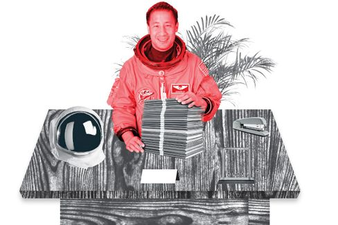 From NASA to Entrepreneurship
