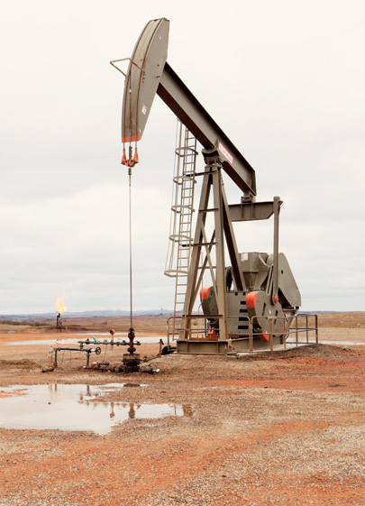Drilling at the reservation has brought more than $500 million in revenue since 2008