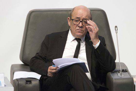 French Foreign Minister Says He'll Visit Iraq in Coming Days