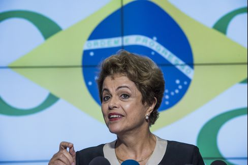 Dilma Rousseff visits US