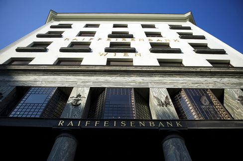Raiffeisen Profit Beat Estimates as CEO Uncertainty Persists
