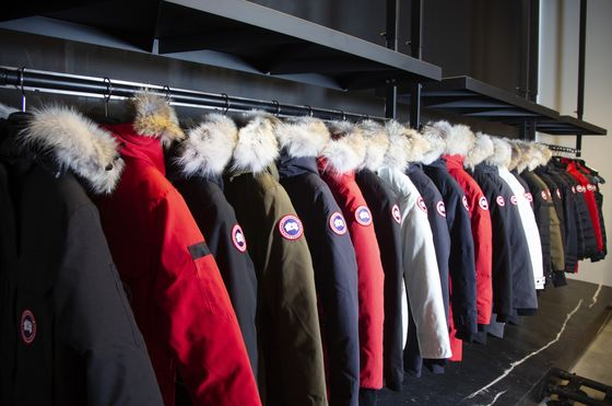 Canada Goose Delays Beijing Store Debut Amid Huawei Tensions