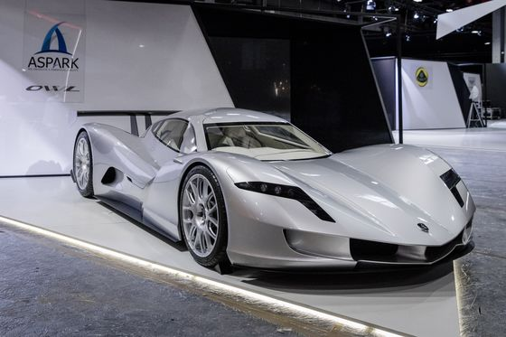 A Hypercar That Goes From Zeroto 60 in 1.9Seconds Is TakingPre-Orders