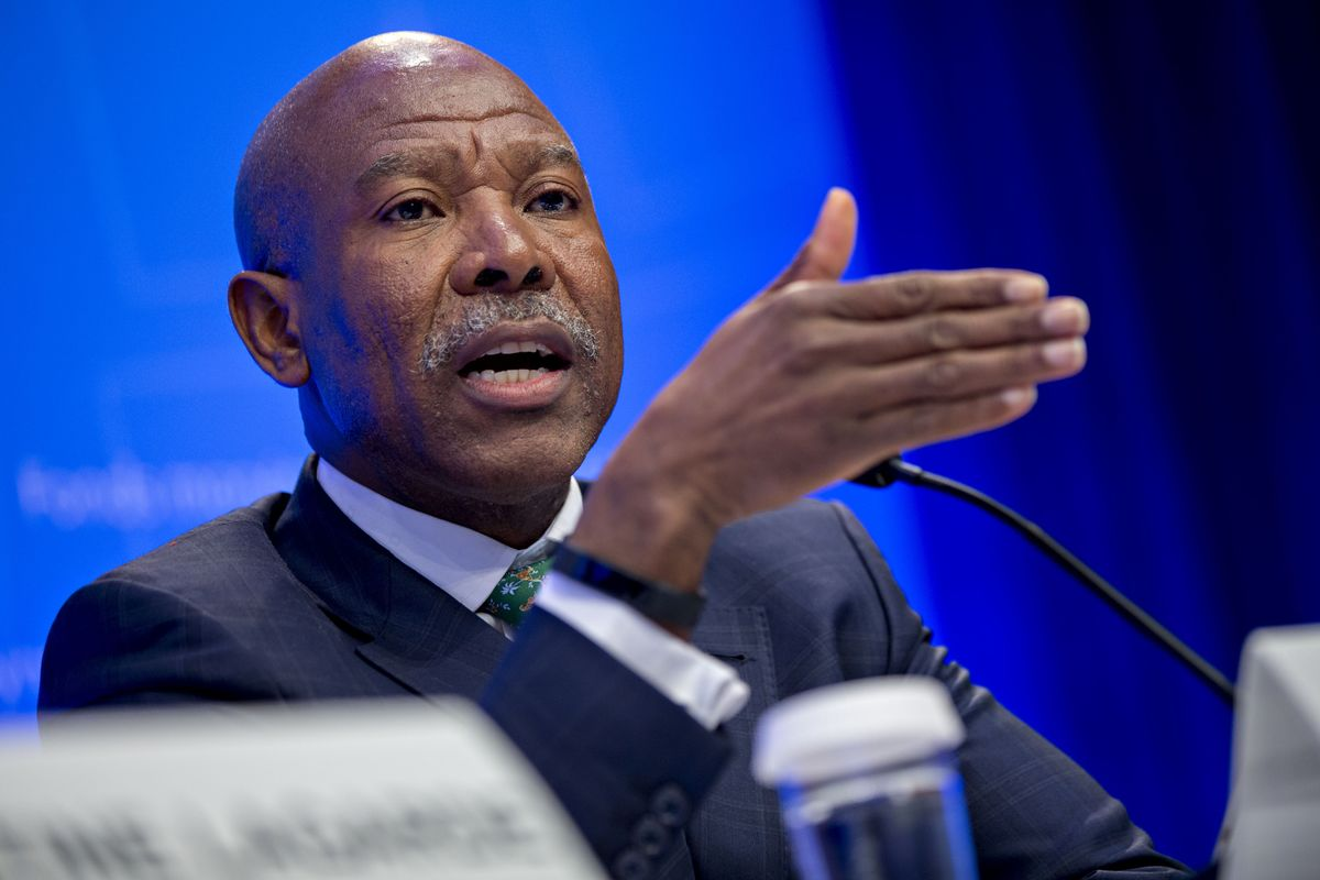South Africa Will Move on Rates if Inflation Persists, Kganyago Says