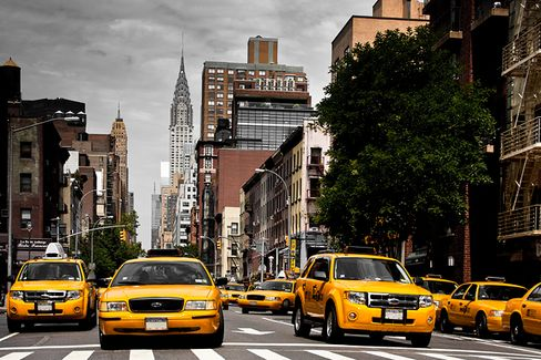 Hailing Taxis via Smartphone Comes to New York City