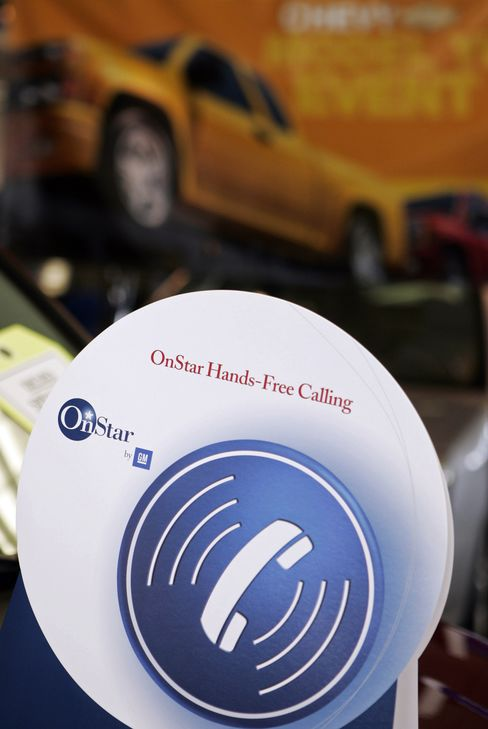 GM's OnStar Said to Offer Free Services
