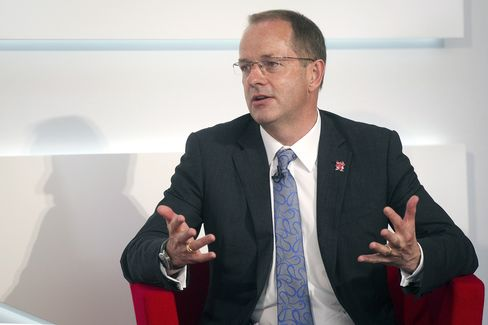 GlaxoSmithKline Plc Chief Executive Officer Andrew Witty