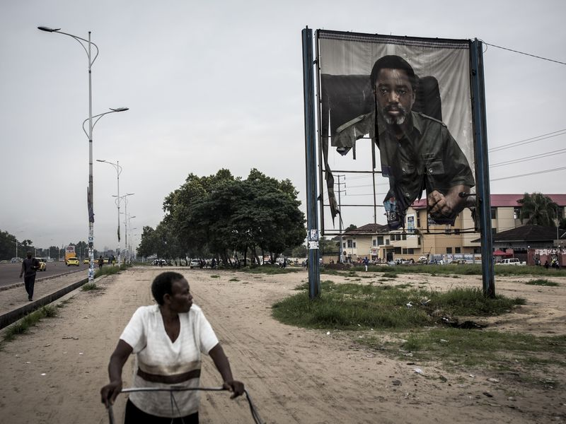Daily Life in DRC As Presidential Vote Dispute Rolls On