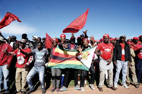 Zimbabwe Opposition Goes Where Followers Once Feared Death