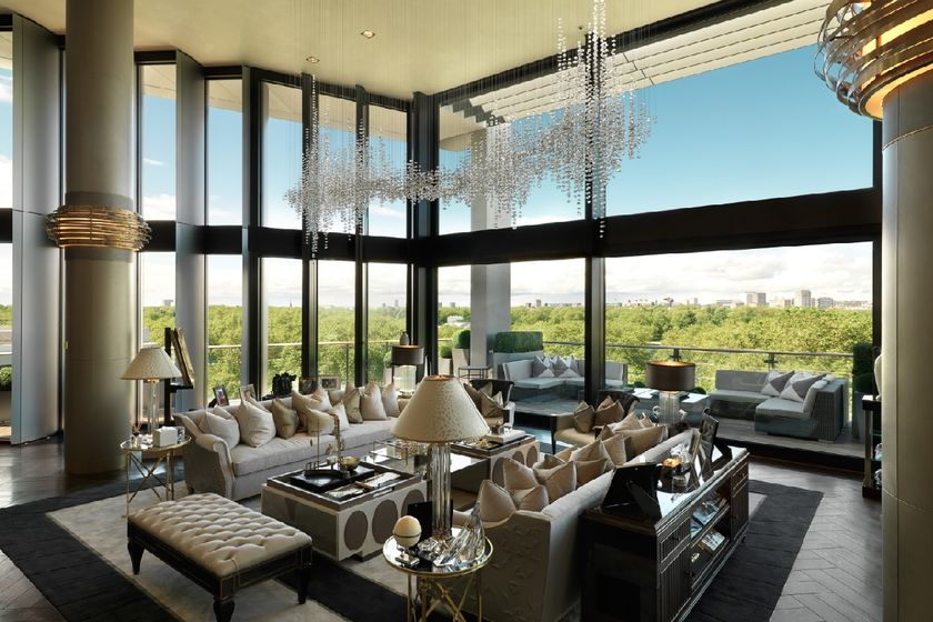 relates to London Penthouse Offered for Sale for $241 Million by Entrepreneur Nick Candy