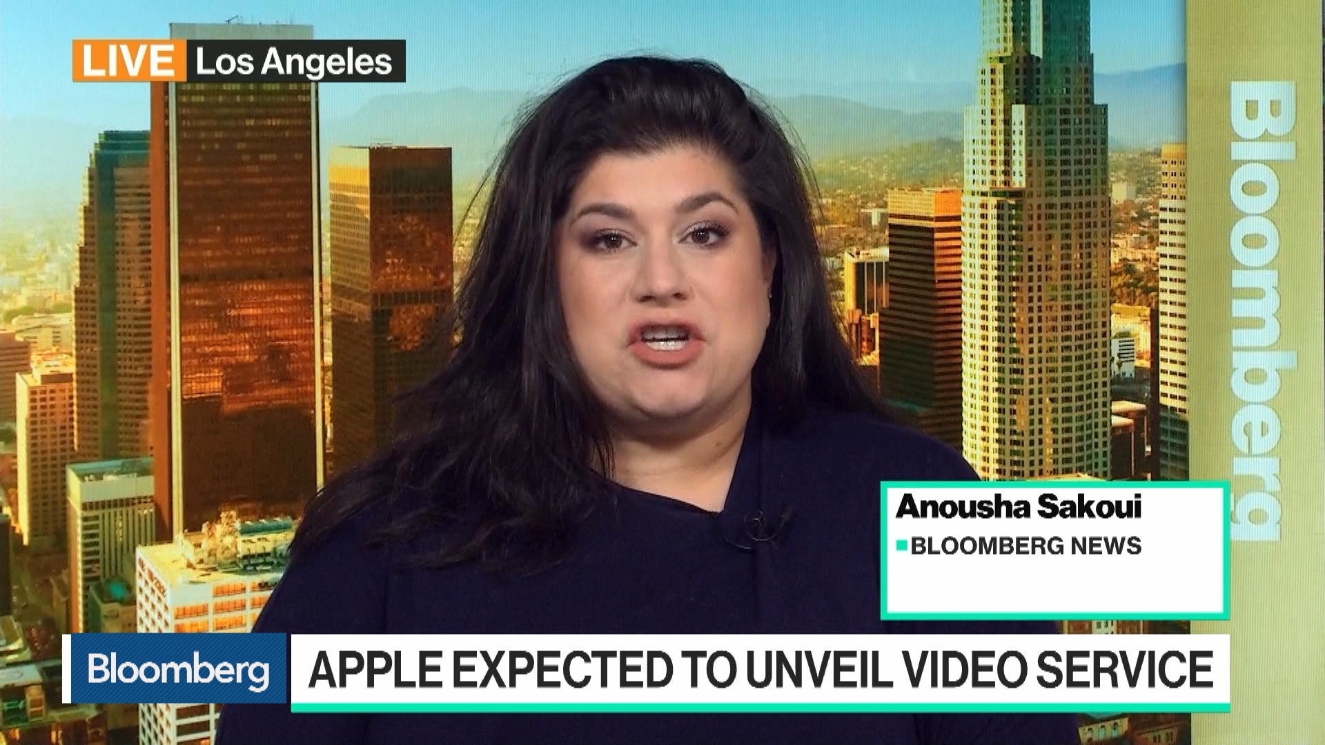 Apple Expected to Unveil Video, News Services at March 25 Event