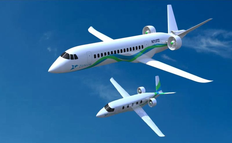 Boeing And JetBlue Are Funding This Startups Electric Aircraft