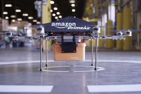 Drone Deliveries Are Cool, but Drone Returns Could Be Revolutionary
