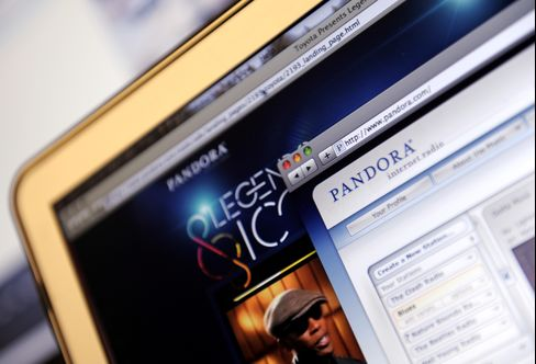 Pandora Seeks $176.2 Million in IPO After 10 Years of Losses