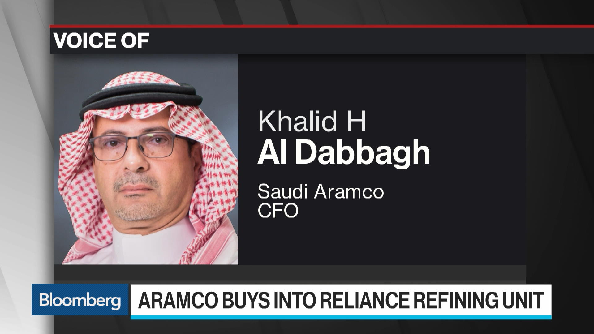Aramco Plans to Buy Reliance Refining Stake as Earnings Drop