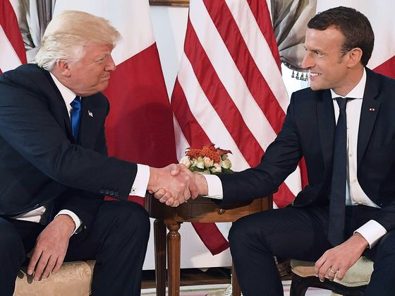 Trump and Macron's 'Special Relationship' is Over