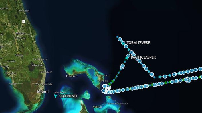 Tanker U-Turn