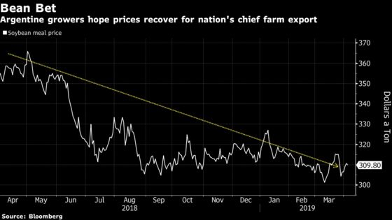 Farmers Delay Pricing Soy in Argentina Trade-Currency Wager