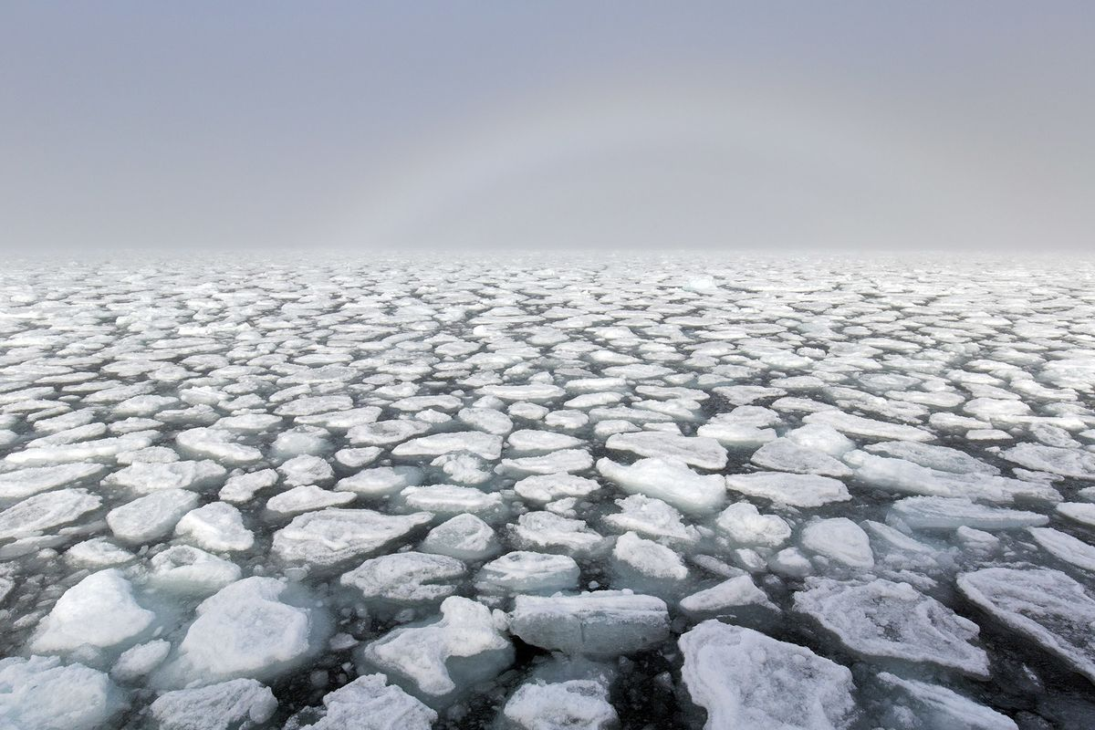 Global Ice Melt Matches Worst-Case Climate Scenario, Study Says