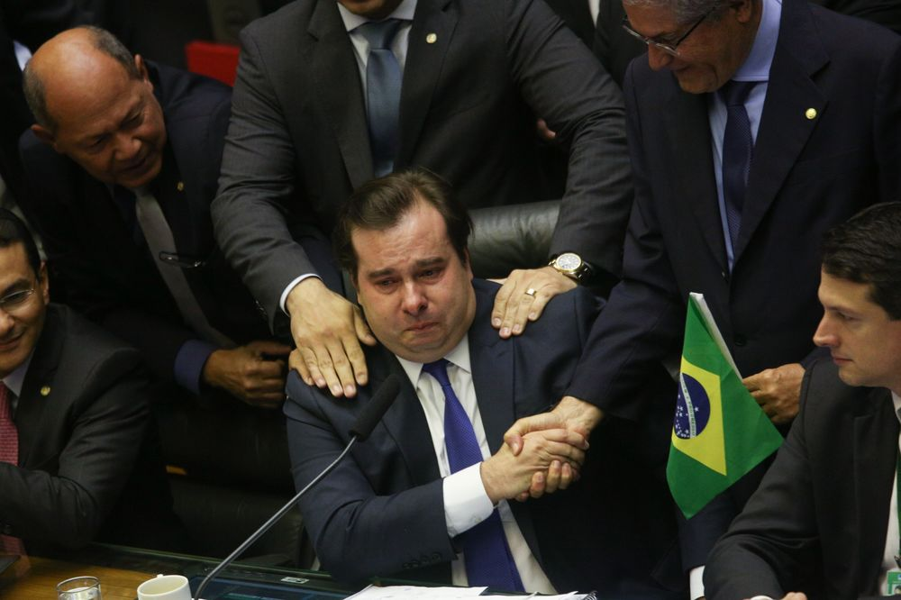 The Man With the Real Power in Brazil