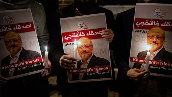 Trump Says U.S. to Issue Report on Khashoggi Killing by Tuesday