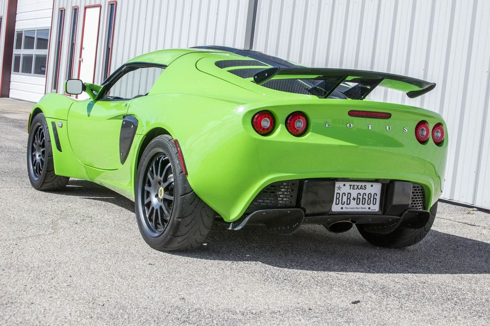 Jerry Seinfeld S Green Lotus Is For Sale In Texas Bloomberg