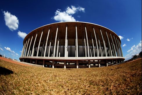 Estadio Mane Garrincha