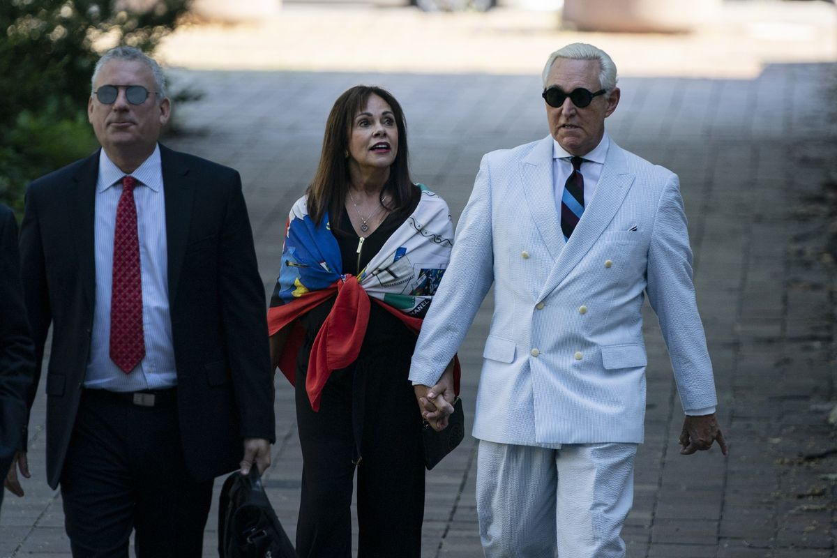 Roger Stone Wants Back on Social Media