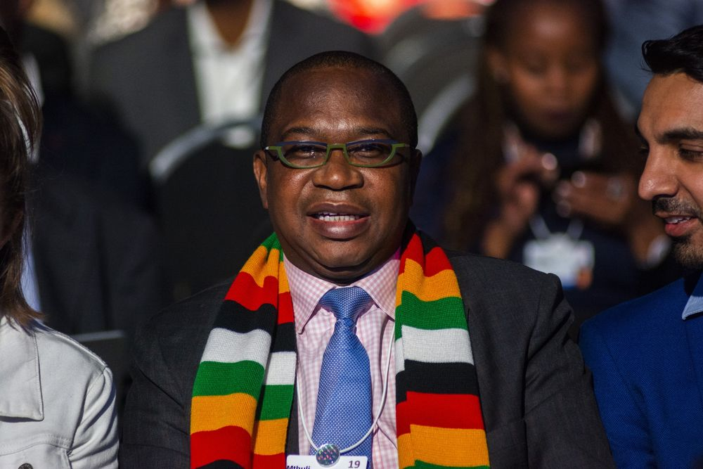 Zimbabwe News Finance Minister Sees Inflation Costs Stabilizing Bloomberg