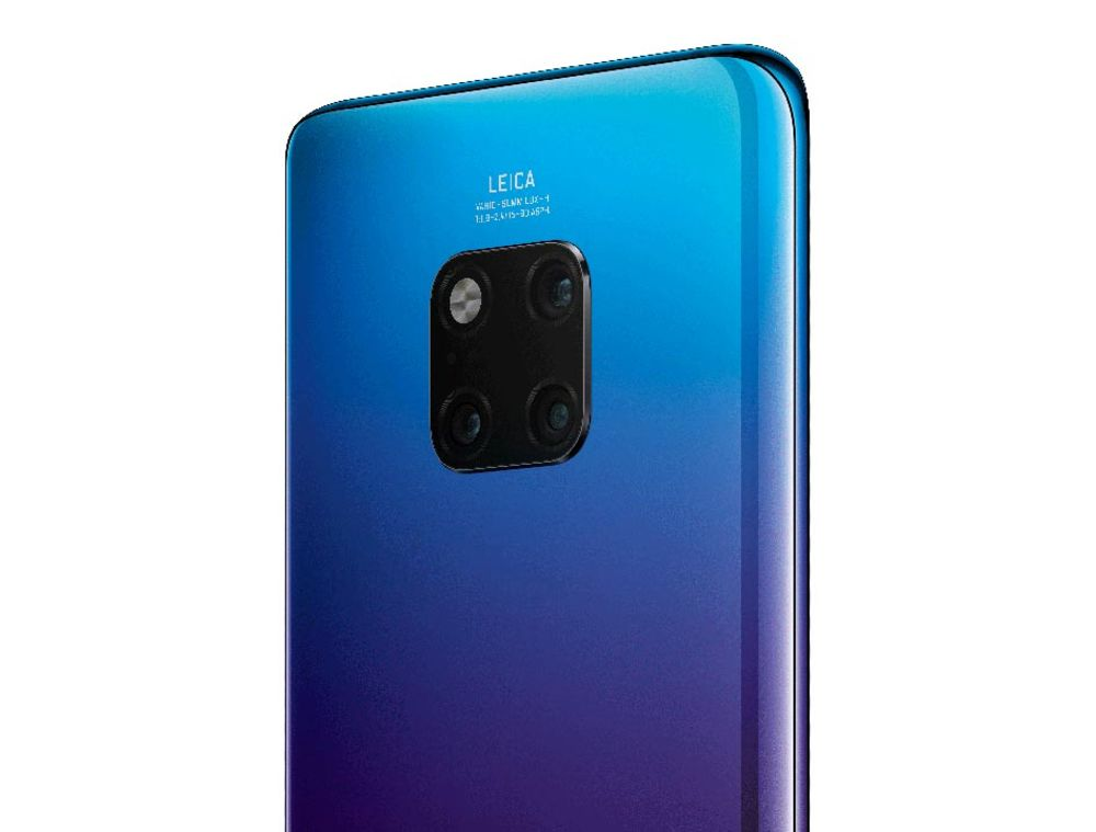 Comparing Huawei Mate 20 Pro Vs Iphone Xs Max And Galaxy Note 9