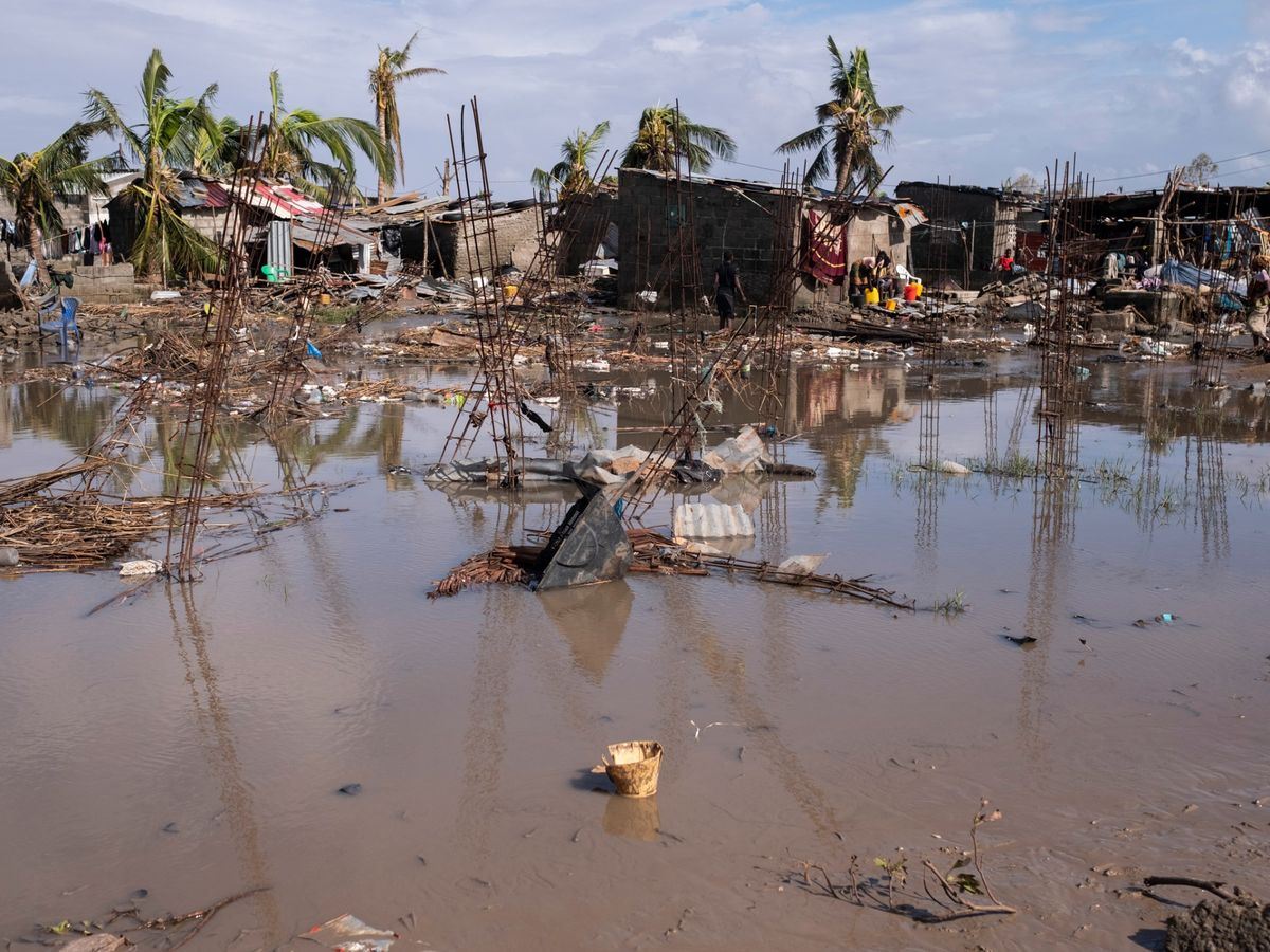 Cyclones Idai and Kenneth Killed 714 People, Mozambique Says