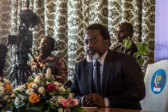 Congo Leader Mulls Possible Successors in Private Meetings