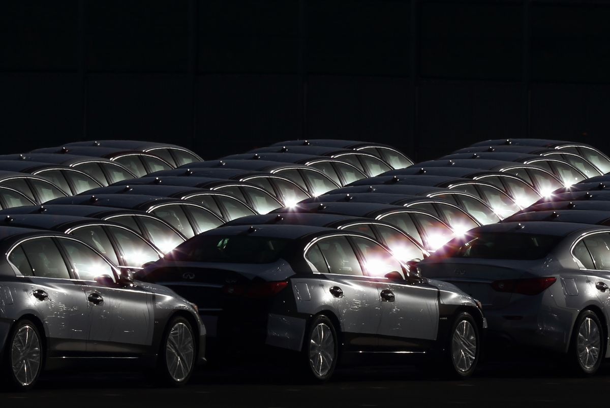 Trump Weighs 6-Month Deadline for EU, Japan to Curb Auto Exports