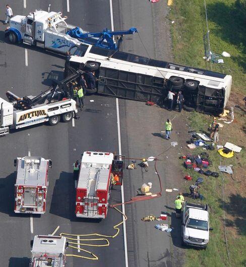 Bus Regulator in Spotlight After New York, Virginia Deaths