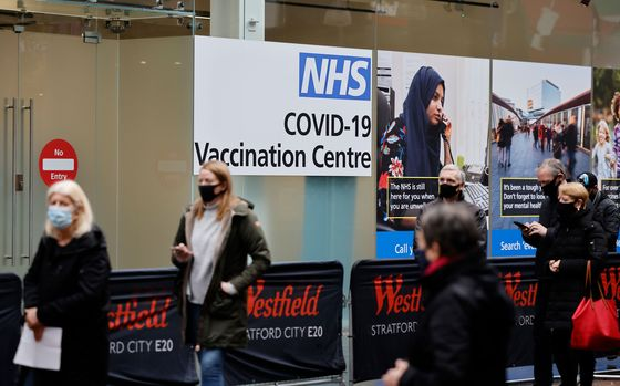 Vaccinated Britain Is About to Face Its Biggest Covid Test Yet