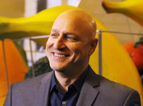 Tom Colicchio Unveils A New Program At The John Hancock Vitality Marketplace