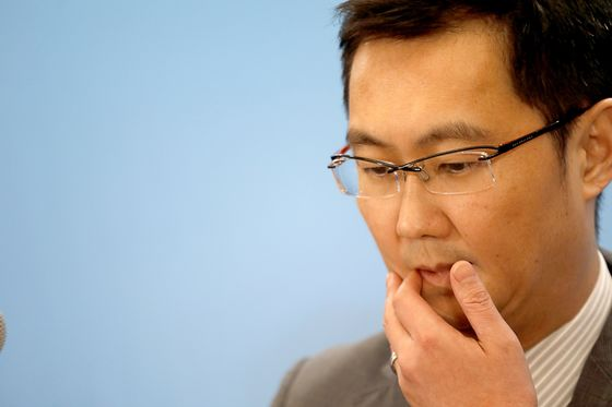 Tencent Boss Loses $14 Billion in Rout, More Than Jack Ma