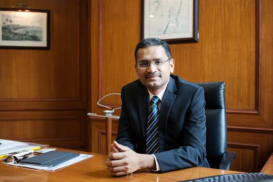 After $32 Billion Rally, TCS CEO Sees Path to Even Faster Growth
