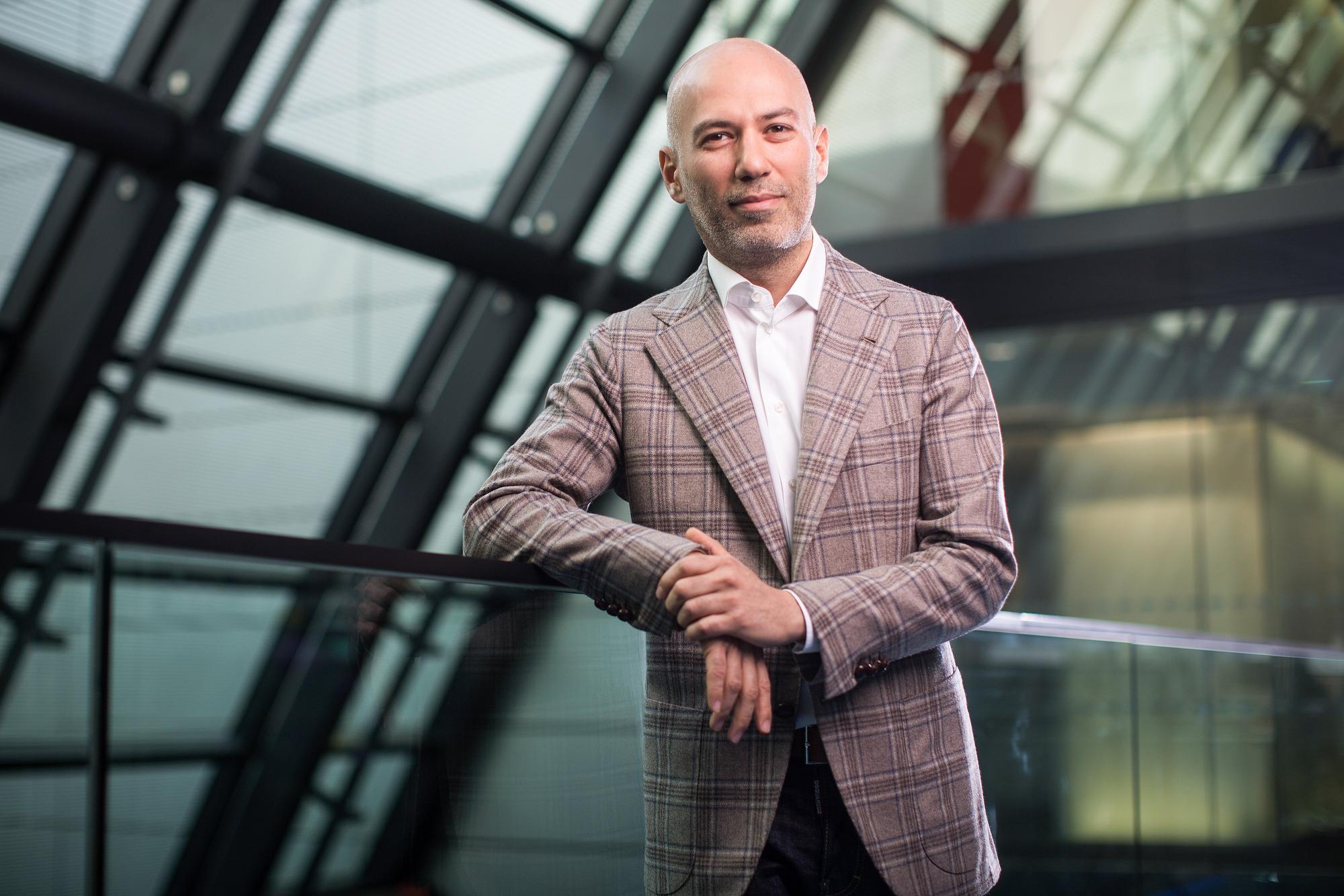 Kinetik Founder And Chief Executive Officer Denis Sverdlov Interview